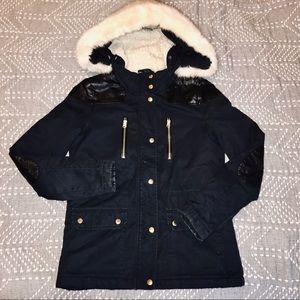 Topshop winter utility jacket